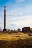 Фабрика Стоковые Фото
