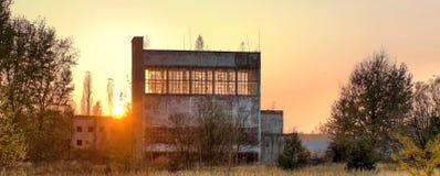 фабрика Стоковое Фото