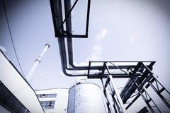 фабрика Стоковые Изображения RF