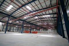 Фабрика Hall стоковое фото rf