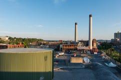 Фабрика Harrisburg Стоковые Изображения RF