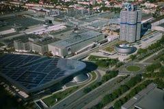 фабрика munich bmw Стоковая Фотография RF