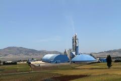 Фабрики и индустрия в Эфиопии Стоковое фото RF