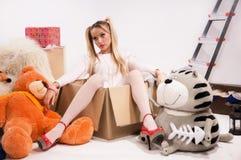 фаворит куклы Стоковая Фотография RF