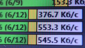 Файлы скорости загрузки акции видеоматериалы