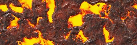Файл безшовной магмы большой Разрушьте жидкий жидкий металл стоковые изображения rf