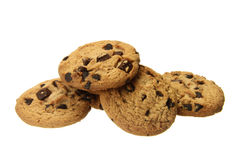 Файлы Cookies Стоковое Изображение RF