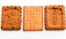 Файлы Cookies Стоковые Фотографии RF
