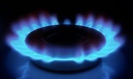 факел газа Стоковая Фотография