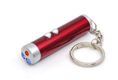 факел лазера Стоковое Изображение