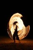 факел представления Стоковая Фотография