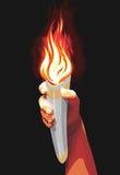 Факел Стоковые Изображения