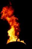 Факел огня Стоковое фото RF