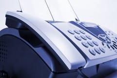 факсимильная машина Стоковое фото RF