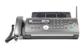 факс самомоднейший стоковое изображение rf