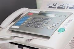 ФАКС технология связей используемая для того чтобы скопировать из документа стоковые фото