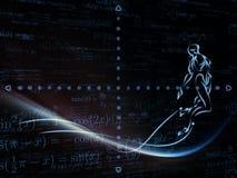 Фактически геометрия Стоковое Изображение RF
