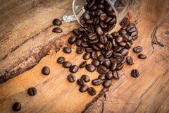 Факторизующ, древесина, керамика, кофейные зерна, ткани, текстуры, cott Стоковые Фотографии RF