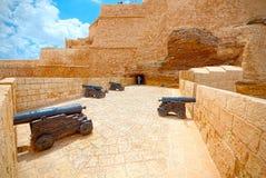 Фальшборт Виктории, Инфракрасн-Рабат, Gozo, Мальта стоковое фото rf