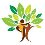 Фамильное дерев дерево бесплатная иллюстрация