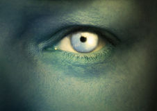 Фантазия глаза Eco стоковое фото rf