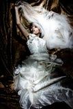 фантазия невесты Стоковое Изображение RF