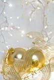 фантазия рождества предпосылки Стоковая Фотография RF