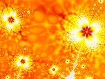 фантазия флористическая Стоковая Фотография RF