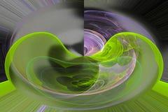 Фантазия, фракталь, красочное творческой картины космоса живое, предпосылка фейерверка зарева современная, энергия templaterender бесплатная иллюстрация