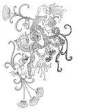 фантазия doodle Стоковые Фотографии RF