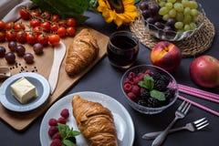 Фантастическая еда Стоковые Фото
