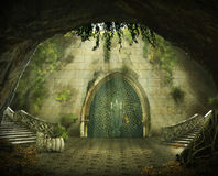 Фантастическая пещера Стоковое Фото