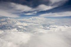 Фантастические облака Стоковая Фотография RF
