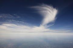 Фантастические облака Стоковые Фотографии RF