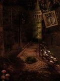 Фантастический лес Стоковые Фото