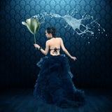 Фантастичная фея Стоковое фото RF