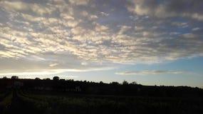 Фантастичное небо 4 Стоковые Фотографии RF