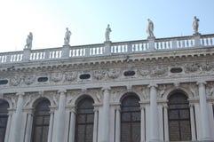 Фантастично красивое здание в Венеции стоковая фотография rf