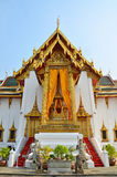 фантастичный тайский трон Стоковое фото RF