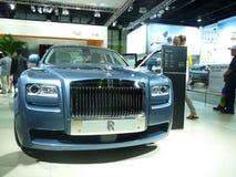 фантомное Rolls Royce стоковая фотография