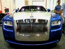 фантомное Rolls Royce Стоковая Фотография RF