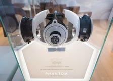 Фантомный беспроволочный диктор Devialet Стоковое Фото