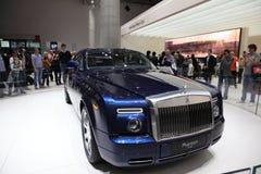 фантом Rolls Royce iaa стоковая фотография
