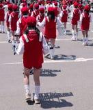 фанфары детей Стоковая Фотография
