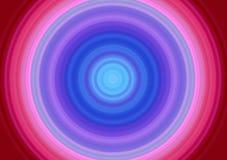 Фара абстрактной предпосылки продукта красная голубая Стоковые Фотографии RF