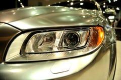фара автомобиля Стоковое Изображение RF