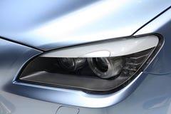 фара автомобиля Стоковое Фото