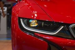 Фара или headlamp автомобиля Стоковые Фото