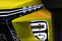 Фара или headlamp автомобиля Стоковые Изображения RF
