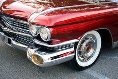 фара классики автомобиля Стоковое фото RF